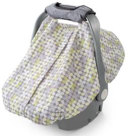 Summer Infant 2-in-1 Carseat Cover, Set of 2