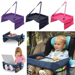 1 PCS Baby Car Safety Seat Lap Tray Portable Table For Kids
