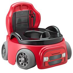 The First Years 2-in-1 Training Wheels Racer Potty System