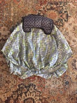 SUMMER INFANT 2-IN-1 CAR SEAT COVER  NWOT