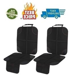 2 pack car seat protector with thickest