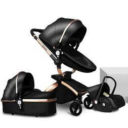 3 in 1 Baby stroller Jogger 2020 Luxury Travel System-with s
