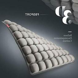 3D Air Inflatable Cushion Decompression Seat Pad Mat Office