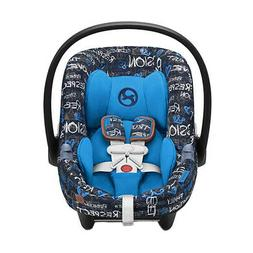 Cybex Aton M Rear Facing Infant Car Seat with SafeLock Base,