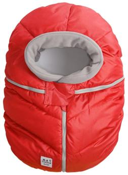 7 A.M. Enfant Car Seat Cocoon Red