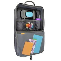 BRICA I-Hide Car Seat Organizer with Tablet Viewer