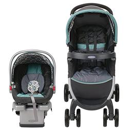 Graco FastAction Fold Click Connect Travel System, Affinia 2