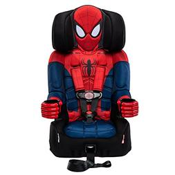 KidsEmbrace 2-in-1 Harness Booster Car Seat, Marvel Spider-M