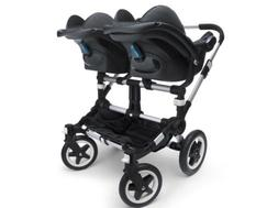 Bugaboo Adapter For Chicco Donkey Twin Car Seats