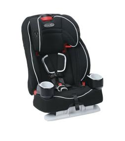 Graco Atlas 65 2-in-1 Harness Booster Car Seat Glacier 1 2da