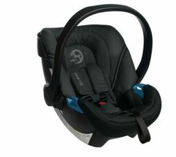 Cybex Aton Infant Car Seat Classic Black with Adjustable Bas