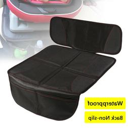 Auto Car Seat Protector Cover Ultra Mat Pad Under Baby Child