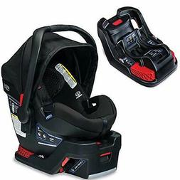 b safe ultra infant car seat midnight