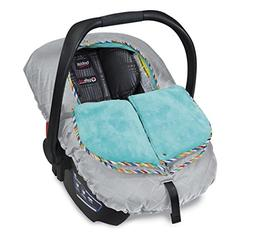 Britax B-Warm Insulated Infant Car Seat Cover - Arctic
