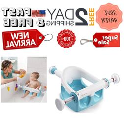 Baby Bathtub Seat for Sit-Up Bathing with Backrest Support a