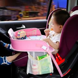 Baby Kid Tablet Holders Travel Tray For Cars Seat Activity T