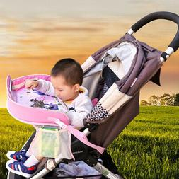 Baby Kid Travel Tray For Cars Seat Activity Table With Pocke