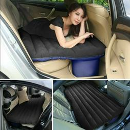 Car Air Bed Travel Camping Inflatable Mattress Back Seat Cus