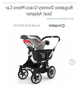 Bugaboo car seat adapter  stroller
