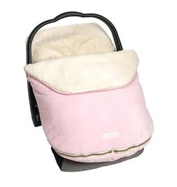 Car Seat Cover Baby Infant Girl Pink Carseat Carrier Canopy