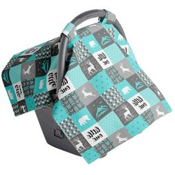 Car seat Covers for Babies - Carseat Canopy - Baby car seat
