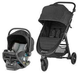Baby Jogger City Mini GT2 Travel System Stroller w/ City Go