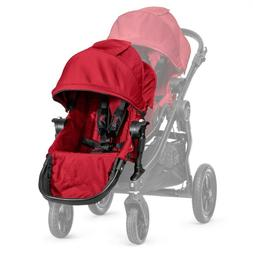 Baby Jogger City Select Red - Single Seat Stroller with Seco