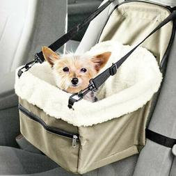 Dog Booster Seat Dog Car Seat For Small Dogs Pet Car Seat Gr
