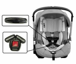 Doona Infant Car Seat Stroller Baby Harness Chest Clip & Buc