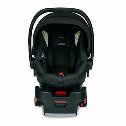 Britax E1A728Y Infant Car Seat with Impact Absorbing Base an