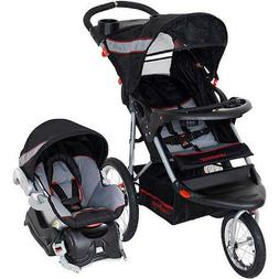 expedition jogger travel system stroller and car