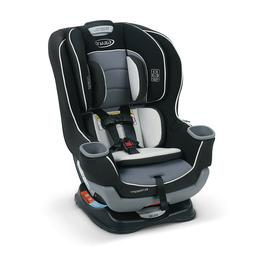 Graco Extend 2 Fit Convertible Car Seat, Ride Rear-Facing Lo