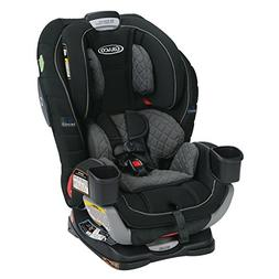 Graco Extend2Fit; 3-in-1 Convertible Car Seat with TrueShiel