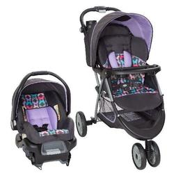 Baby Trend EZ Ride 35 Travel System-Sophia Rear Facing Child
