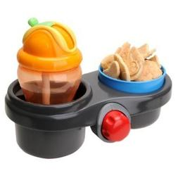 Fisher Price Travel Care Snack Pod  with Bonus Cup