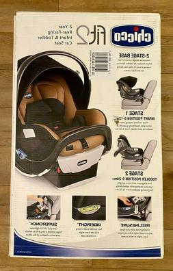 Chicco Fit2 Rear-Facing Infant & Toddler Car Seat - Cienna -