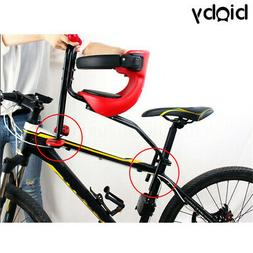 Front/Back Baby Chair Bike Carrier Bicycle Security Seat For