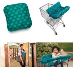 Grocery Cart Cover For Baby Shopping Portable Infant Cushy S