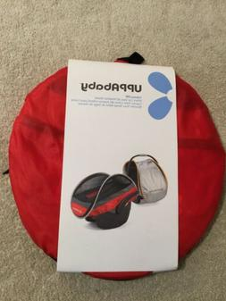 infant car seat all weather shield red