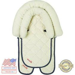Infant Pillow Head Support 2-in-1 For Baby Children Car seat