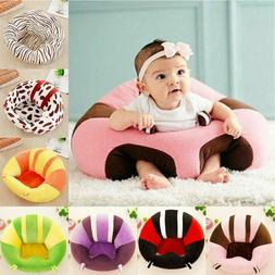 Infant Toddler Kids Baby Support Seat Sit Up Soft Chair Cush