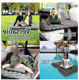 Inflatable Air Mattress For Car SUV Truck Sleeping Bed Seat