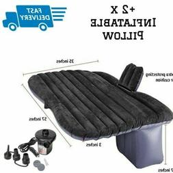 Inflatable Bed Mattress For Car Truck Suv Back Seat Sleeping