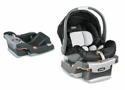 Chicco KeyFit Infant Car Seat Safety Base & ReclineSure Rear
