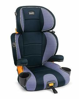 Chicco KidFit 2-in-1 Belt-Positioning Booster Car Seat, Cele