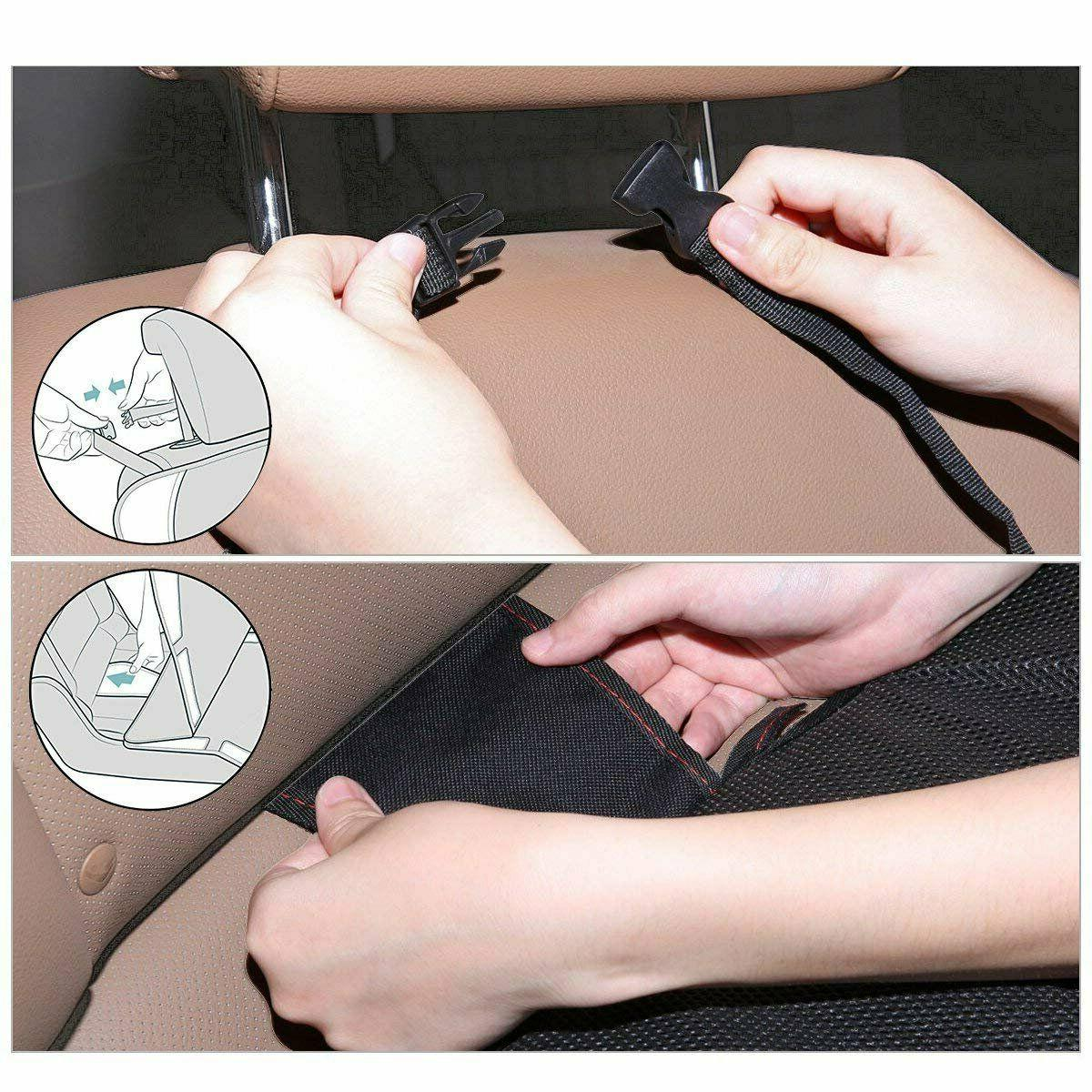 2 Car Protector With Protection For Cover
