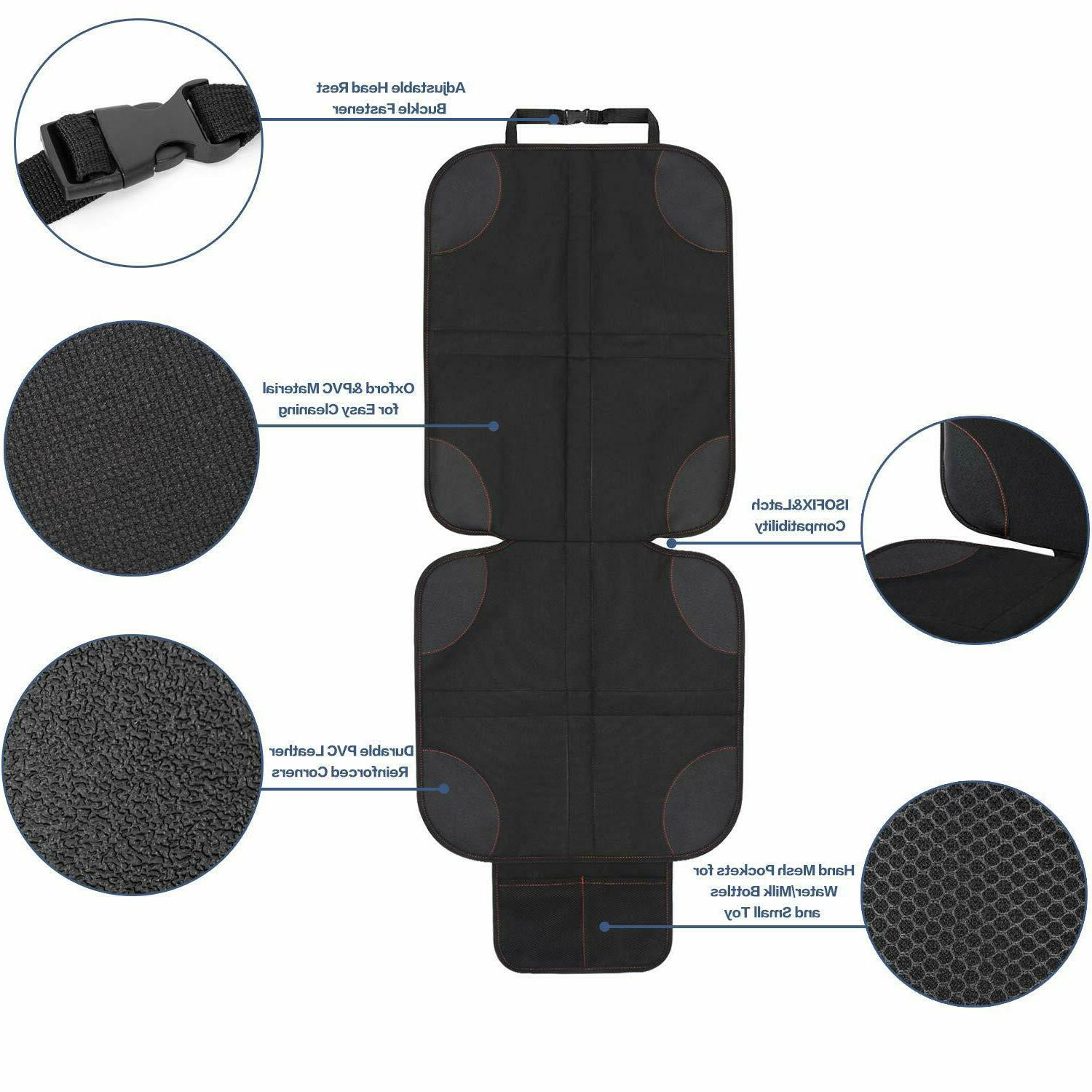 2 Pack Car Protector With Protection For Cover