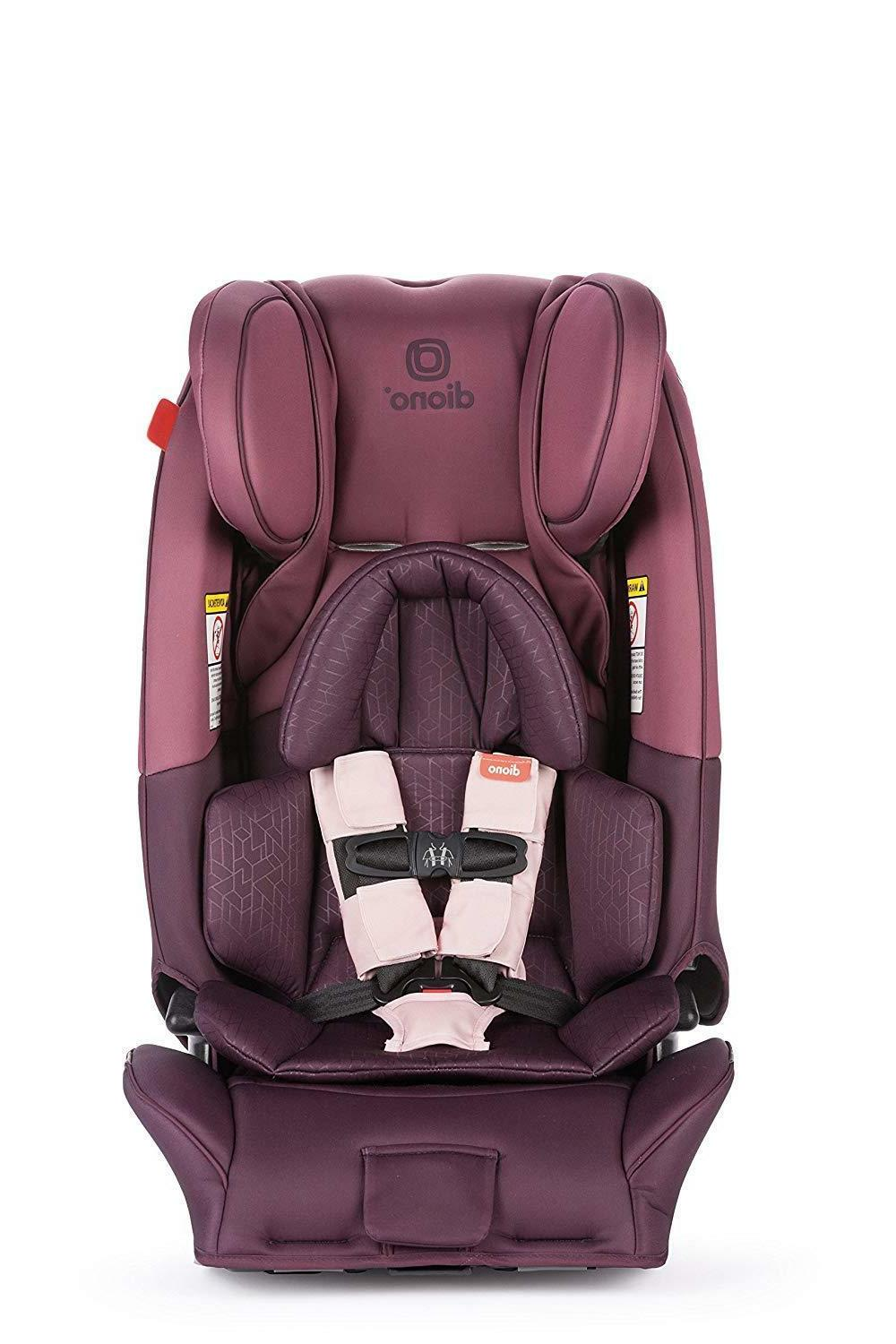 Diono 2019 Radian RXT Convertible in Plum, Free Shipping!