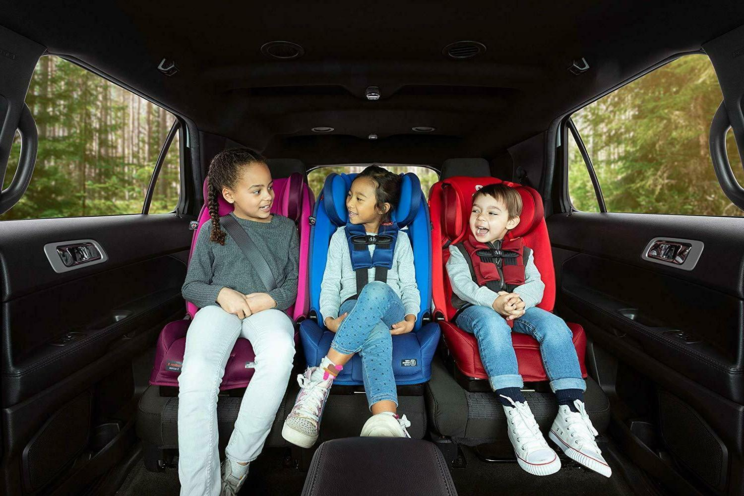 Diono RXT Car Seat in Cherry Shipping!