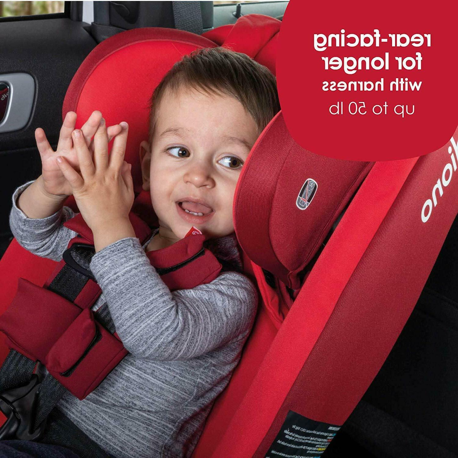 Diono Radian in Red Cherry Free Shipping!